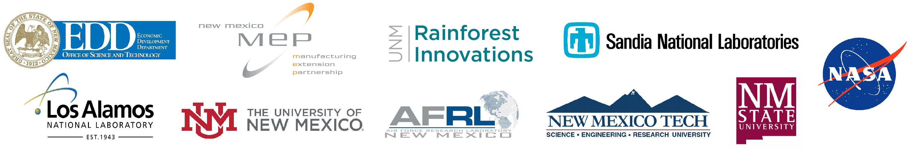 Innovate NM Website